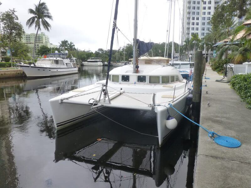Catamarans ASGARD, Manufacturer: LAGOON, Model Year: 2001, Length: 37ft, Model: Lagoon 380, Condition: Used, Listing Status: Catamaran for Sale, Price: USD 249000
