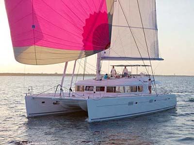 SOLD Lagoon 620   in Annapolis Maryland (MD)  TELLSTAR Thumbnail for Listing Preowned Sail