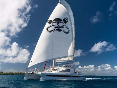 SOLD Privilege 615  in St. Martin BELLA PRINCIPESSA   Preowned Sail