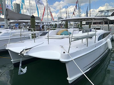 Catamarans HULL 002, Manufacturer: GEMINI CATAMARANS, Model Year: 2017, Length: 39ft, Model: Freestyle 399 Power, Condition: New, Listing Status: Coming Soon, Price: USD 270333