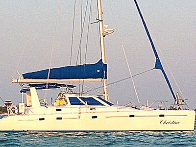 Catamarans CHRISTINE, Manufacturer: VOYAGE YACHTS, Model Year: 1999, Length: 43ft, Model: Norseman 430, Condition: Preowned, Listing Status: Coming Soon, Price: USD 410000