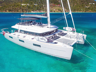 Used Sail Catamaran for Sale 2016 Lagoon 620