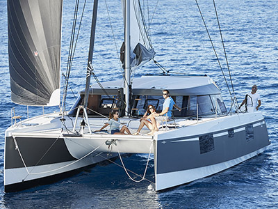 New Sail Catamaran for Sale 2018 Nautitech Open 40