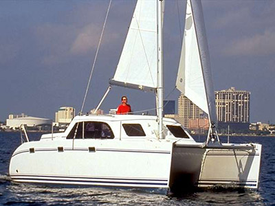SOLD Lagoon 35CCC  in Alameda California (CA)  TOM CAT Thumbnail for Listing Preowned Sail