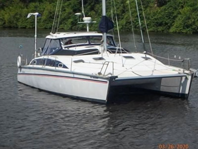 Sail Catamarans for Sale 1996 Capella Classic