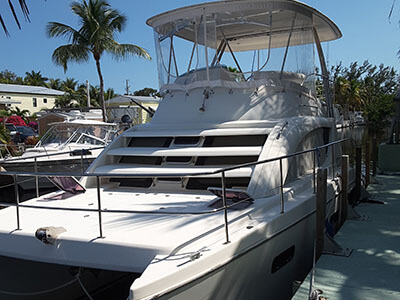 Used Power Catamarans for Sale 2009 Leopard 37 PC