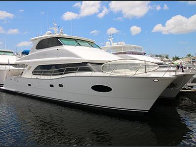 Power Catamarans for Sale 2014 Horizon PC60