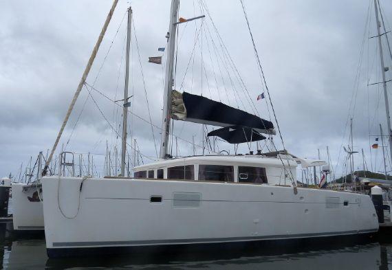 Used Sail Catamarans for Sale 2013 Lagoon 450