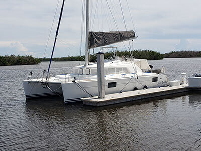 Used Sail Catamarans for Sale 2005 Lagoon 440