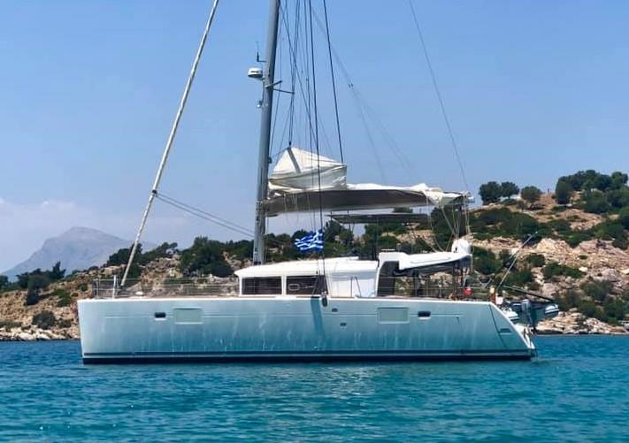 Used Sail Catamaran for Sale 2015 Lagoon 450