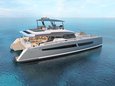 New Power Catamarans for Sale  Power 67