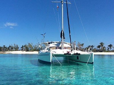 Used Sail Catamaran for Sale 1992 Antiqua 37