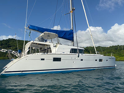Used Sail Catamarans for Sale 2008 Lagoon 500