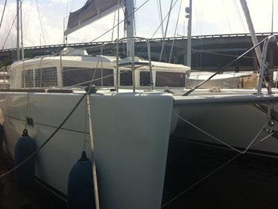Used Sail Catamaran for Sale 2012 Lagoon 450F