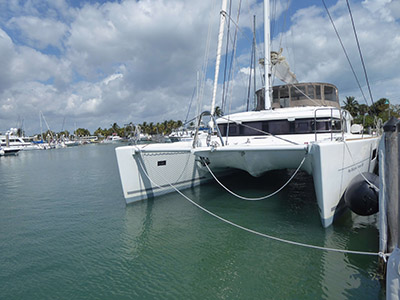 Price Cuts: Saba 50 & Logical 46 Power | New Listings: Lagoon 620 and Gemini