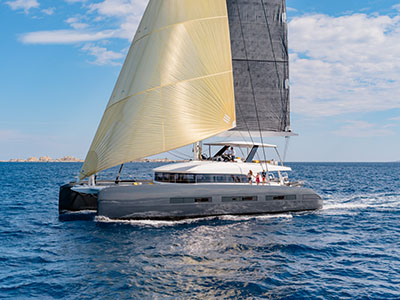 New Sail Catamarans for Sale 2021 SEVENTY 7