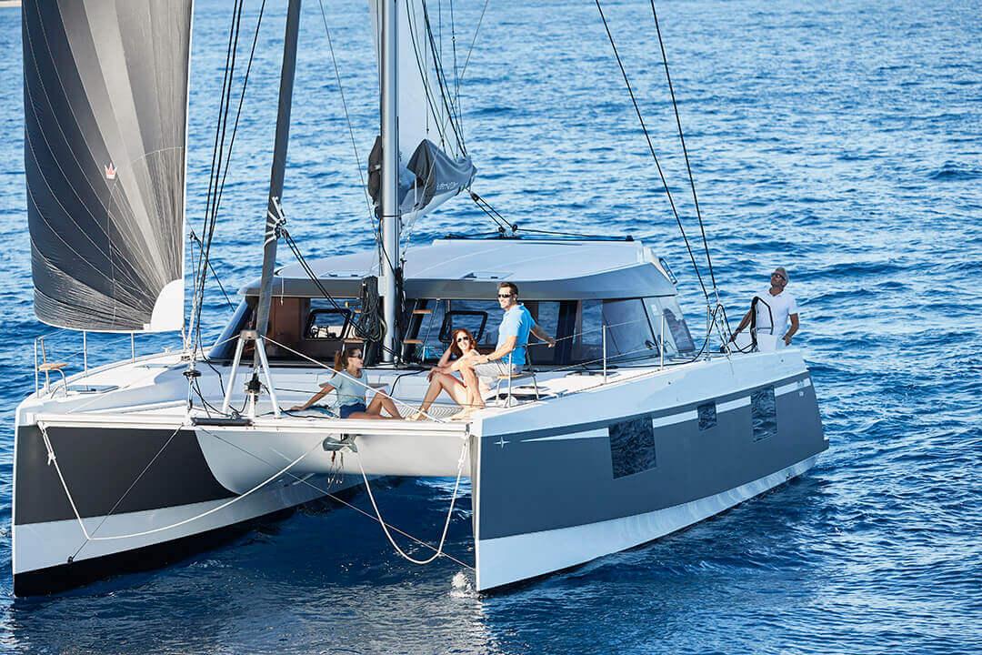 Used sail Catamaran for sale: 2018 Nautitech 40 Open (40ft)