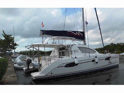 Catamarans PUFF DADDY, Manufacturer: LEOPARD, Model Year: 2014, Length: 37ft, Model: Leopard 39, Condition: Used, Status: COMING SOON, Price: USD 270000
