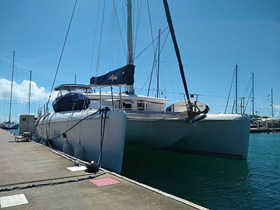 Used Sail  for Sale 2010 Lagoon 421
