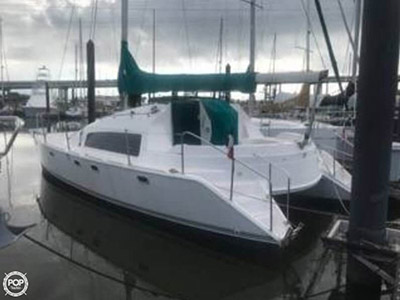 Used Sail Catamarans for Sale 1995 Renaissance 320XL