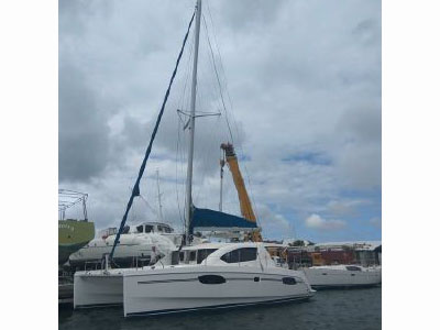 Used Sail Catamaran for Sale 2011 Leopard 39