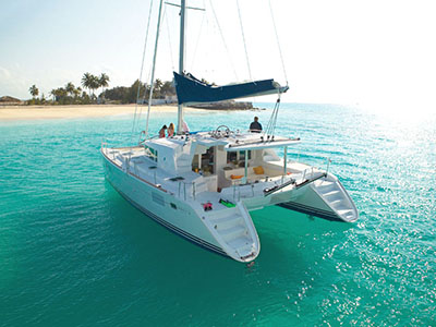 Catamarans HALF TIME, Manufacturer: LAGOON, Model Year: 2007, Length: 44ft, Model: 440, Condition: Used, Status: COMING SOON, Price: USD 425000