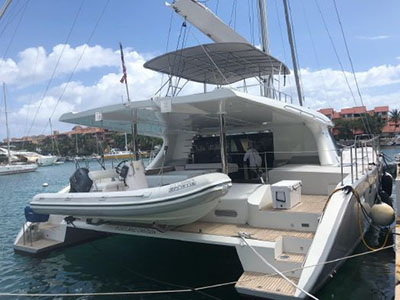 Used Sail Catamarans for Sale 2014 Sunreef 60 Loft