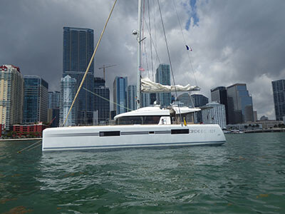 Catamarans LIBERTE, Manufacturer: LAGOON, Model Year: 2016, Length: 52ft, Model: Lagoon 52, Condition: Used, Status: New Central Listing in QUEUE, Price: USD 850000