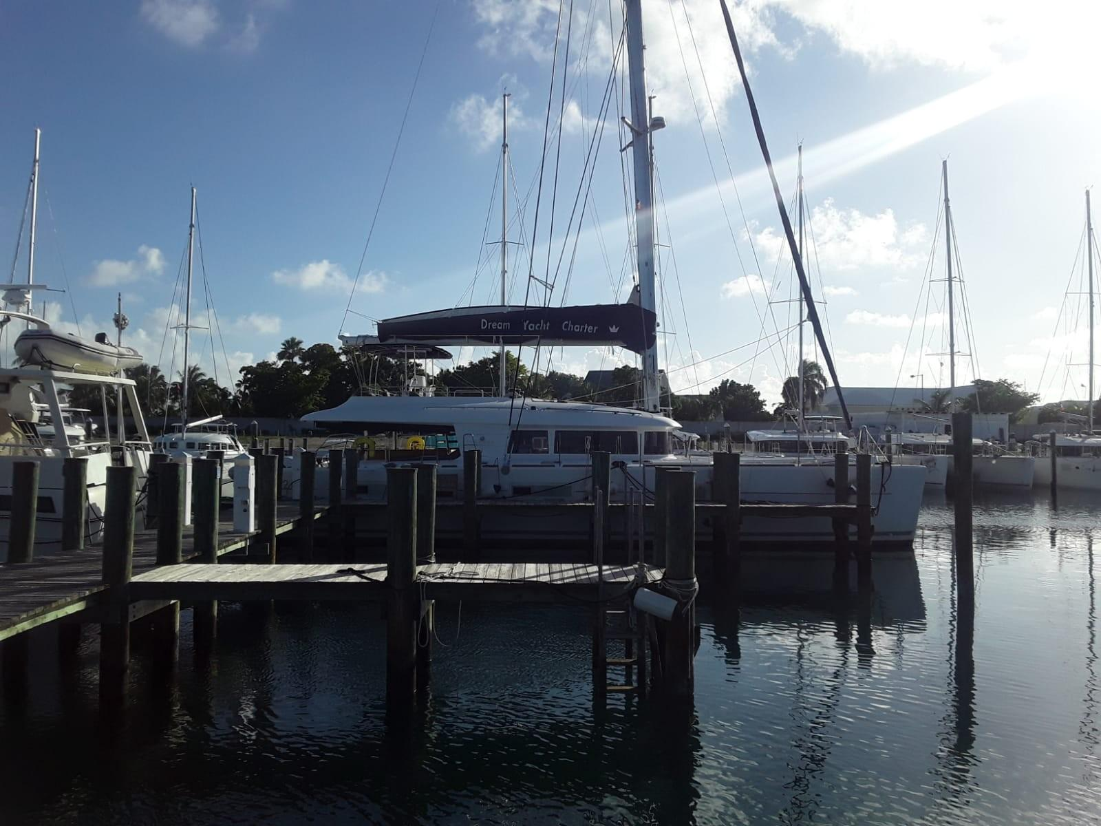 Used Sail Catamaran for Sale 2014 Lagoon 620