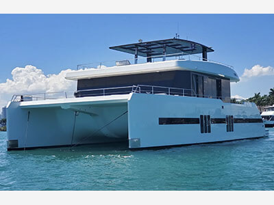 Used Power Catamaran for Sale 2017 Sunreef Supreme 68