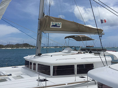 Used Sail Catamarans for Sale 2013 Lagoon 450