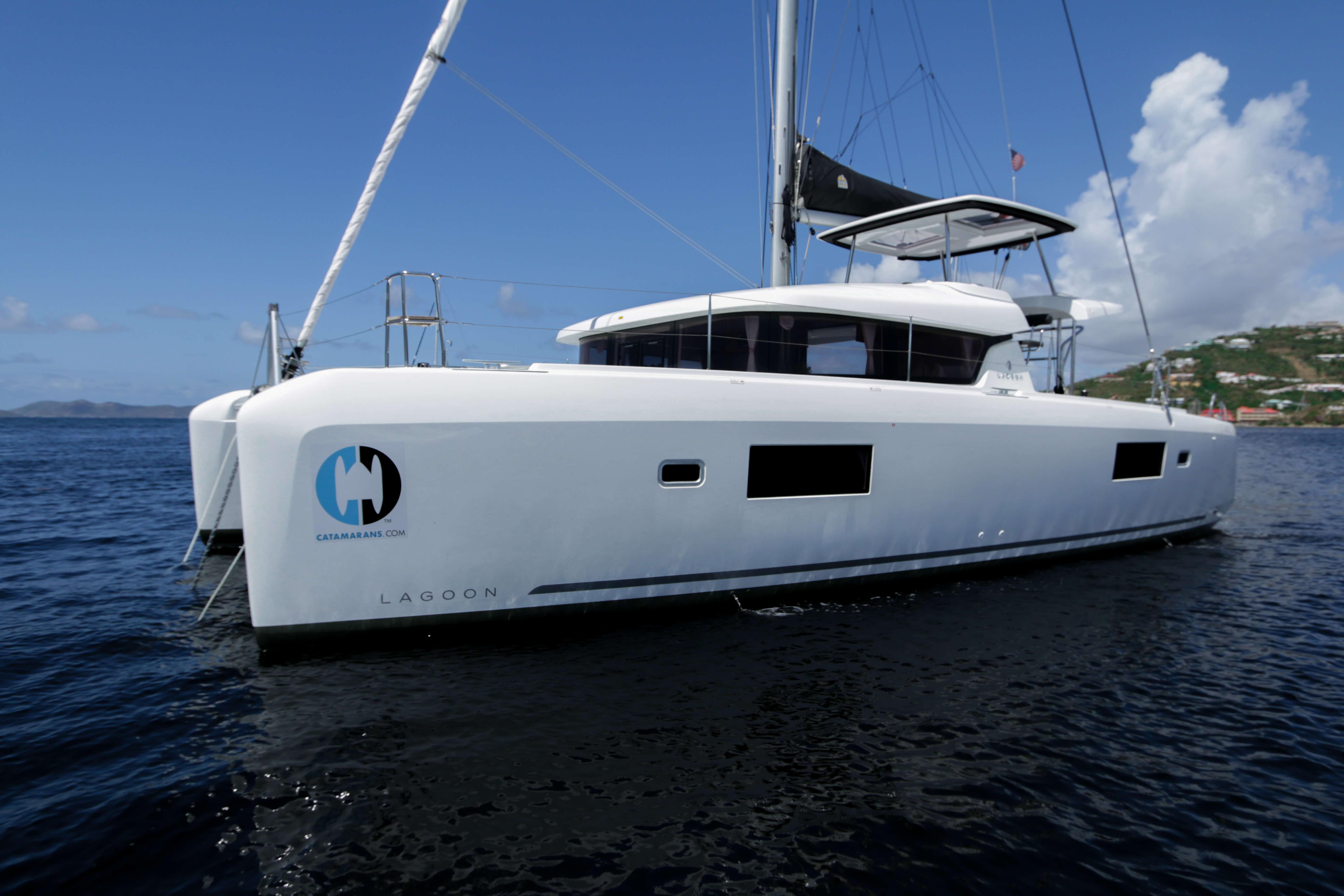 Used Sail Catamaran for Sale 2018 Lagoon 42