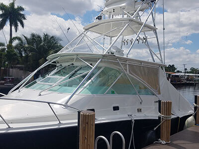 Used Power Catamarans for Sale 2000 35 Express