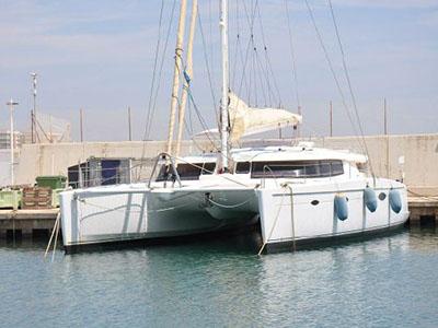 Sail Catamarans for Sale 2012 Galathea 65