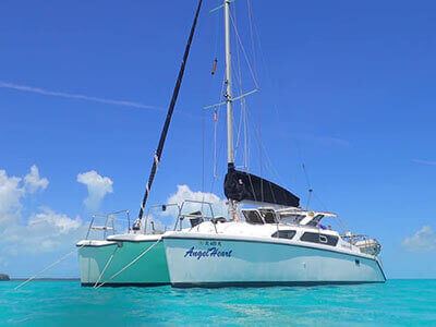 Catamarans ANGEL HEART, Manufacturer: PERFORMANCE CRUISING, Model Year: 2002, Length: 34ft, Model: Gemini 105Mc, Condition: Used, Status: Catamaran for Sale, Price: USD 89000