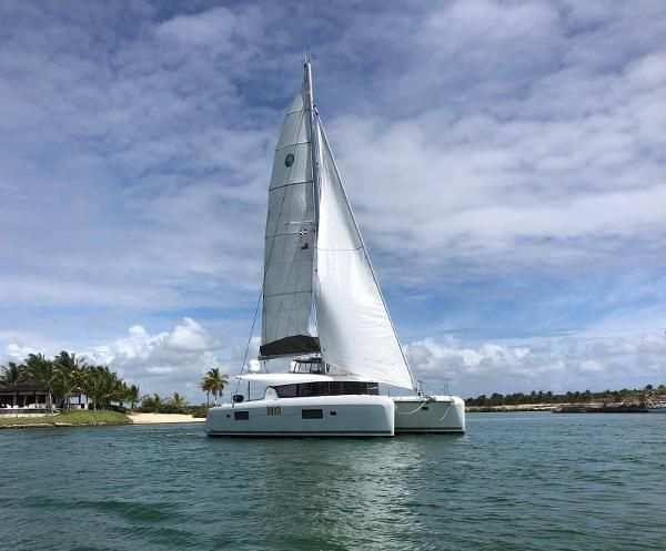 Used Sail Catamaran for Sale 2017 Lagoon 42