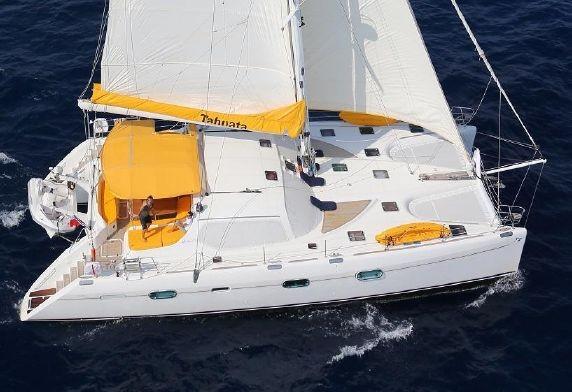 Used Sail Catamaran for Sale 2006 Privilege 585