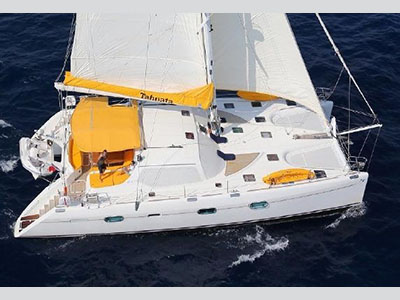Sail Catamarans for Sale 2006 Privilege 585