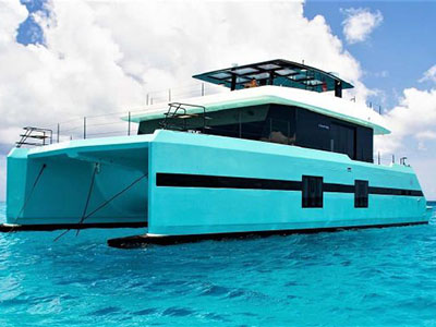 Power Catamarans for Sale 2018 Supreme 68 Power