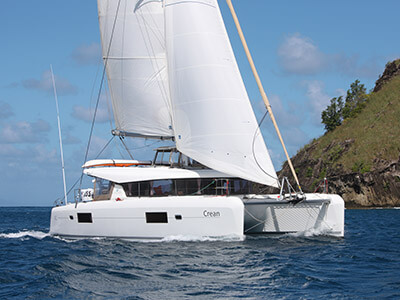 Used Sail Catamaran for Sale 2016 42