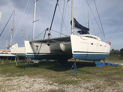 Used Sail Catamarans for Sale 2009 Lagoon 500