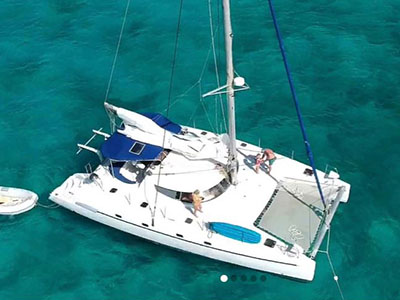 Catamarans KNOT GUILTY, Manufacturer: FOUNTAINE PAJOT , Model Year: 2002, Length: ft, Model: Bahia 46, Condition: Used, Status: COMING SOON, Price: USD 234900