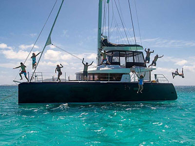 Used Sail Catamaran for Sale 2018 Lagoon 52 F