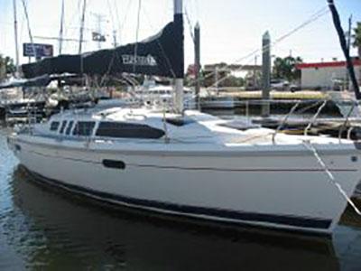 Used Sail Catamarans for Sale 1995 Hunter 336