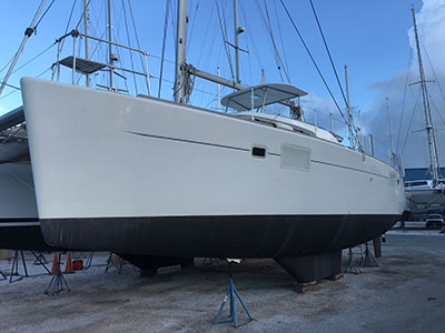 Sail Catamarans for Sale 2008 Lagoon 440