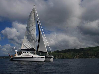 Used Sail Catamaran for Sale 2006 St. Francis 50