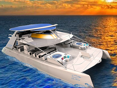 New Power Catamaran for Sale  Positano 75