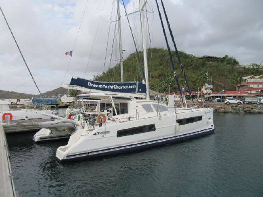 Catamarans KILIMANDJARO, Manufacturer: CATANA, Model Year: 2012, Length: 46ft, Model: Catana 47 , Condition: Used, Status: Catamaran for Sale, Price: USD 402912