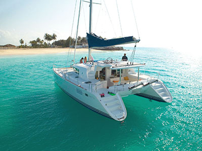 Catamarans UPSIDE UP, Manufacturer: LAGOON, Model Year: 2008, Length: 44ft, Model: Lagoon 440, Condition: Used, Status: COMING SOON, Price: USD 340000
