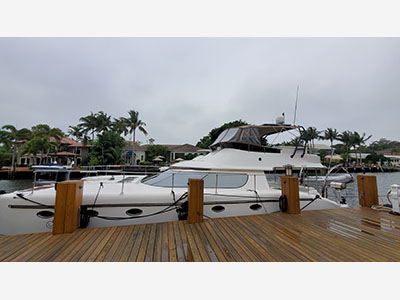 Used Power Catamarans for Sale 2006 Prowler 50